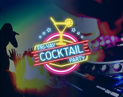 Friyay Cocktail Party